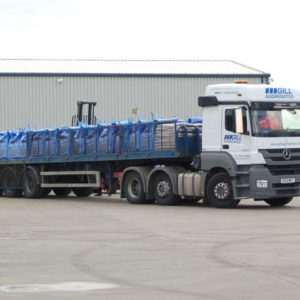 GILL PURCHASES 20 NEW TRACTOR UNITS